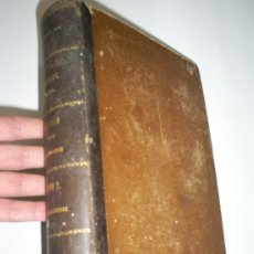 Libros antiguos: SANTIAGO JERUSALEN ROMA DIARIO DE UNA PEREGRINACIÓN... TOMO II COMPOSTELA GALICIA 1875 RM41932-V. Lote 26651917