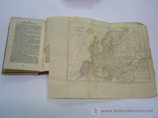 Libros antiguos: Principios de Geografía Astronómica, Física y Política FRANCISCO VERDEJO PAEZ 1864 RM41658 - Foto 4 - 26783957