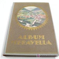 Libros antiguos: ÁLBUM MERAVELLA, VOLUM II. 1929. PROV.DE LLEIDA. MUCHAS FOTOGRAFIAS, .. Lote 22484642