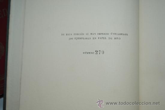 Libros antiguos: 1955.- SANTA MARIA DEL ROSARIO. POESIAS DE ANTONIO IRAIZOZ. EJEMPLAR NUMERADO 270/300 - Foto 3 - 26719661