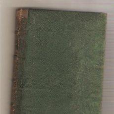 Libros antiguos: NOTAS Y APUNTES DE UN VIAJE POR EL PIRINEO Y POR LA TURENA HECHO EN EL VERANO DE 1876 . Lote 27269736