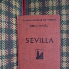 Libros antiguos: GUIAS ESPAÑA - SEVILLA - ESPASA CALPE 1930 - ILUSTRADA. Lote 24902725