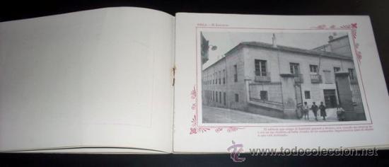 Libros antiguos: AVILA portafolio fotografico 19 X 13 CM - 16 FOTOGRAFÍAS - ALBERTO MARTIN EDITOR - HACIA 1910 - Foto 6 - 27332649