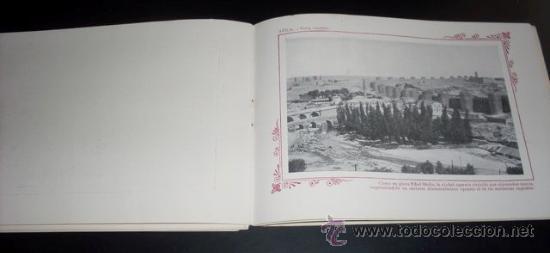 Libros antiguos: AVILA portafolio fotografico 19 X 13 CM - 16 FOTOGRAFÍAS - ALBERTO MARTIN EDITOR - HACIA 1910 - Foto 8 - 27332649