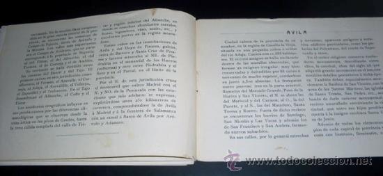 Libros antiguos: AVILA portafolio fotografico 19 X 13 CM - 16 FOTOGRAFÍAS - ALBERTO MARTIN EDITOR - HACIA 1910 - Foto 9 - 27332649