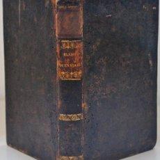 Libros antiguos: 1796.- LIBRO DE VIAJES. COMPENDIO DE OBSERVACIONES QUE FORMAN EL PLANO DE UN VIAGE POLITICO Y FILOSO. Lote 26100498
