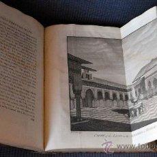 Libros antiguos: TRAVELS THROUGH SPAIN - SWINBOURNE 1779. Lote 26393876