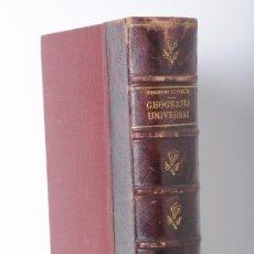Libros antiguos: LIBRO COMPENDIO DE GEOGRAFIA UNIVERSAL POR D.JUAN Y D.JOAQUIN IZQUIERDO Y CROSELLES.. Lote 26584221