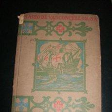 Libros antiguos: ELEMENTOS DE GEOGRAFIA, POR MARIO DE VASCONCELLOS E SÁ - PORTUGAL - 1929 - UNICO!!. Lote 27771865