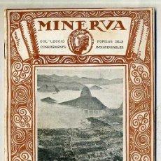 Libros antiguos: JOAN PALAU VERA : RESUM DE GEOGRAFIA D'AMÈRICA (MINERVA, 1920) - EN CATALÁN. Lote 28465262
