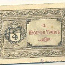 Libros antiguos: EL MONTE TABOR .. EDITADO MILÁN 1924. Lote 29022049