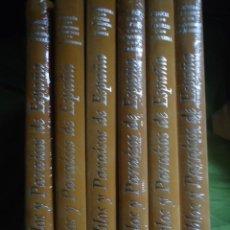 Libros antiguos: PUEBLOS Y PARAISOS DE ESPAÑA, ENCICLOPEDIA, 6 TOMOS POR COMUNIDADES, A ESTRENAR. Lote 29132070