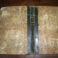 Libros antiguos: LECCIONES DE GEOGRAFÍA OBRA DE TEXTO EN LOS COLEGIO MILITARES INFANTERÍA Y CABALLERÍA 1861 RM54986-V. Lote 29547491