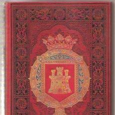 Libros antiguos: COMUNIDAD DE MADRID – CASTILLA LA NUEVA I – JOSÉ Mª QUADRADO Y VICENTE DE LA FUENTE. Lote 30096403