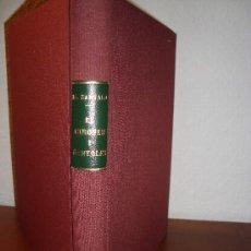 Libros antiguos: (213) EL GIRONES I BANYOLES. Lote 30180225