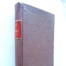 Libri antichi: GALILEA-VIAJE DEL AUTOR PIERRE LOTI-EDITORIAL CERVANTES-PRECIOSA ENCUADERNACION 1925 ?.. Lote 30377225