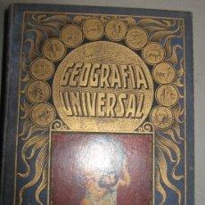 Libros antiguos: GEOGRAFIA UNIVERSAL. Lote 30630394