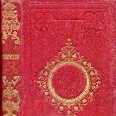 Libros antiguos: 1864: FIRMIN OU LE JEUNE VOYAGEUR EN ÉGYPTE. Lote 30761855
