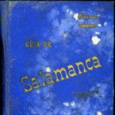 Livros antigos: GUIA DE SALAMANCA POR FERNANDO ARAUJO 1884. Lote 30818737