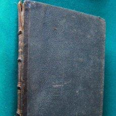 Libros antiguos: ATLAS GEOGRAFICO DE ESPAÑA ISLAS ADYACENTES Y POSESIONES...-MARTIN FERREIRO- 1864 -1ª EDICION UNICA. Lote 30896079