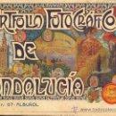 Libros antiguos: PORTFOLIO FOTOGRAFICO DE ANDALUCIA Nº 87 ARBUÑOL. Lote 30994193