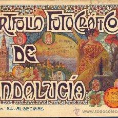 Libros antiguos: PORTFOLIO FOTOGRAFICO DE ANDALUCIA Nº 84 ALGECIRAS. Lote 30994240