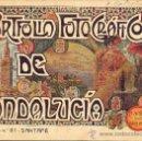 Libros antiguos: PORTFOLIO FOTOGRAFICO DE ANDALUCIA Nº 81 SANTAFÉ. Lote 30994517