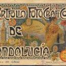 Libros antiguos: PORTFOLIO FOTOGRAFICO DE ANDALUCIA Nº 59 CADIZ. Lote 30994786