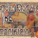 Libros antiguos: PORTFOLIO FOTOGRAFICO DE ANDALUCIA Nº 45 HUÉSCAR. Lote 151985344