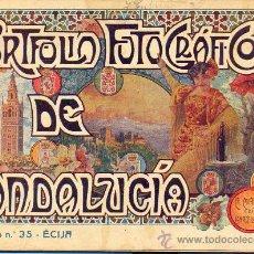 Libros antiguos: PORTFOLIO FOTOGRAFICO DE ANDALUCIA Nº 35 ECIJA. Lote 30994965