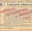 Libros antiguos: PORTFOLIO FOTOGRAFICO DE ANDALUCIA Nº HUELMA. Lote 30995005