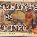 Libros antiguos: PORTFOLIO FOTOGRAFICO DE ANDALUCIA Nº 28 CAZORLA. Lote 30995020