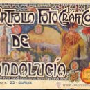 Libros antiguos: PORTFOLIO FOTOGRAFICO DE ANDALUCIA Nº 23 GUADIX. Lote 30995067