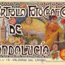 Libros antiguos: PORTFOLIO FOTOGRAFICO DE ANDALUCIA Nº 19 VALVERDE DEL CAMINO. Lote 30995102