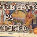Libros antiguos: PORTFOLIO FOTOGRAFICO DE ANDALUCIA Nº 13 LINARES. Lote 30995149