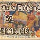 Libros antiguos: PORTFOLIO FOTOGRAFICO DE ANDALUCIA Nº 10 PUERTO DE SANTA MARIA. Lote 30995168