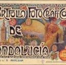 Libros antiguos: PORTFOLIO FOTOGRAFICO DE ANDALUCIA Nº 9 ARACENA. Lote 30995181