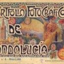 Libros antiguos: PORTFOLIO FOTOGRAFICO DE ANDALUCIA Nº 6 ANDÚJAR. Lote 30995204