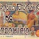 Libros antiguos: PORTFOLIO FOTOGRAFICO DE ANDALUCIA Nº 5 MOGUER . Lote 30995215
