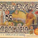 Libros antiguos: PORTFOLIO FOTOGRAFICO DE ANDALUCIA Nº 3 CAZALLA DE LA SIERRA . Lote 30995241