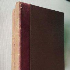 Libros antiguos: LA TIERRA Y SUS POBLADORES, POR WILLI ULE. COLECCIÓN ALGO. 2 TOMOS. 1929. Lote 31604960