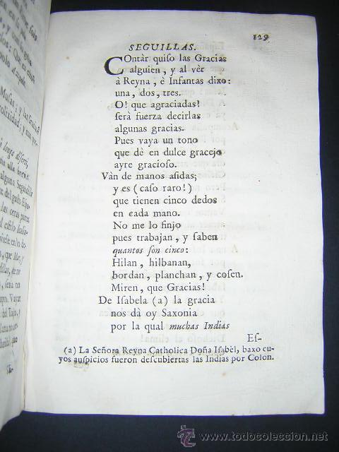 Libros antiguos: 1759 - RELACION OBSEQUIOSA... DEL VIAJE DE CARLOS III Y SU FAMILIA A BARCELONA EN 1759 - Foto 7 - 31614331