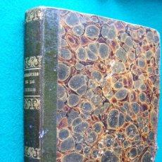 Libros antiguos: DERROTERO DE LAS ISLAS ANTILLAS, DE LAS COSTAS DE TIERRA FIRME, DEL SENO MEJICANO Y DE LAS ...- 1849. Lote 31727306