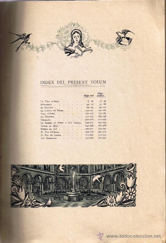 Libros antiguos: ALBUM MERAVELLA - VOLUM II - 1929 - LLIBRE DE BELLESES NATURALS I ARTISTIQUES DE CATALUNYA - Foto 3 - 31809989
