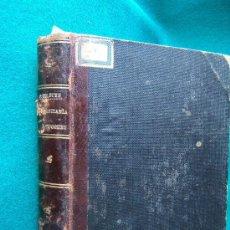 Libros antiguos: DE KRISTIANIA A TUGGURT. IMPRESIONES DE VIAJE - 1885/86 - ODON DE BUEN Y DEL COS - 1887 - 1ª EDICION. Lote 31806712