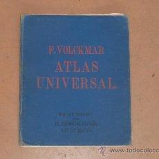 Libros antiguos: ANTIGUO ATLAS UNIVERSAL, VER LAS FOTOS. Lote 31873301