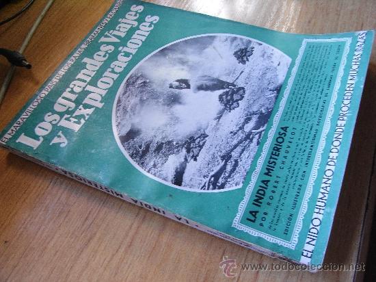 Libros antiguos: LA INDIA MISTERIOSA - RAJAS, BRAHAMANES Y FAQUIRES. CHAUVELOT – IBERIA 1932 - Foto 2 - 31978945