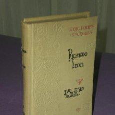 Libros antiguos: DEL TAJO AL RIN.. Lote 32000132