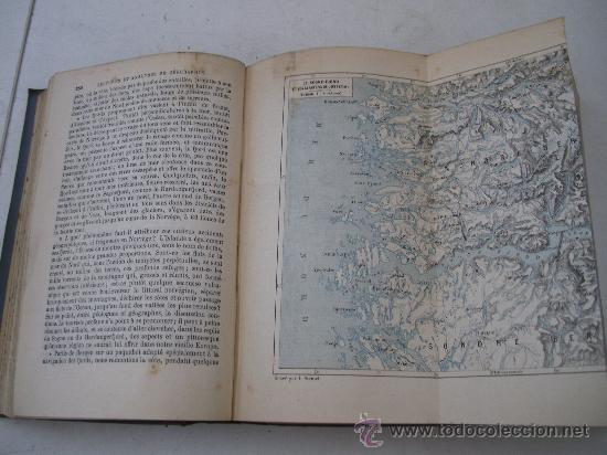 Libros antiguos: libro frances: selecciones de lectura sobre geografia, europa, por m.l.lanier, belin freres 1898 - Foto 5 - 32112848