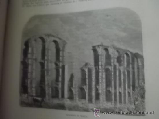 Libros antiguos: CRONICA GENERAL DE ESPAÑA EDIT 1870 4 LIBROS 1 TOMO CACERES MURCIA BADAJOZ ALBACETE COMPLETOS - Foto 3 - 32348288